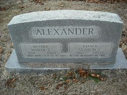 Seaton F. Alexander