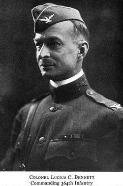 Col Lucius C. Bennett