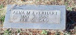 Alva M Everhart