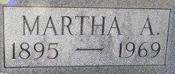 Martha <i>Ardell</i> Abbott