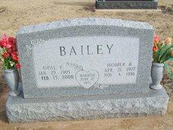 Opal Fay <i>Crum</i> Bailey