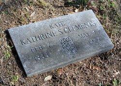 Katherine Kate <i>Smith</i> Clements