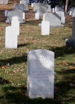 1Lt Harvey C Ringer