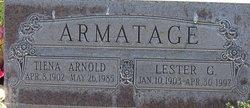 Tiena <i>Arnold</i> Armatage