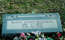Buena Vista Beatrice <i>Graham</i> Bateman
