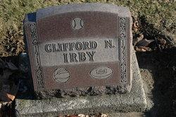 Clifford N Irby