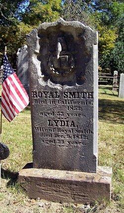 Lydia <i>Lesure</i> Smith