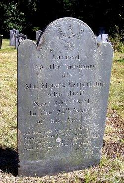 Moses Smith, Jr