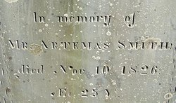 Artemus Smith
