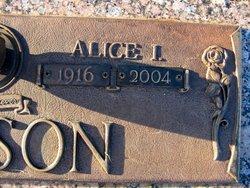 Alice <i>Bednar</i> Lawson
