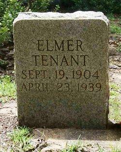 Elmer <i>Allen</i> Tenant