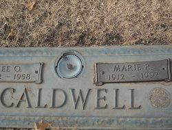 Marie Remmel <i>Kesseler</i> Caldwell