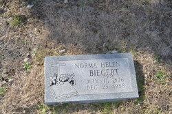 Norma Helen Biegert