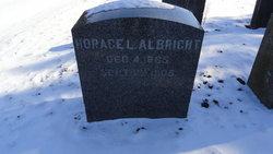Horace L Albright