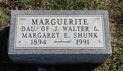Margurite Shunk