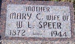 Mary Charlotte <i>McConaughy</i> Speer
