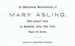 Mary Ann Asling