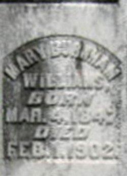 Mary Elizabeth <i>Hendon</i> Burnham