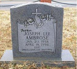 Joseph Lee Ambrose