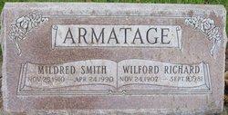 Mildred <i>Smith</i> Armatage
