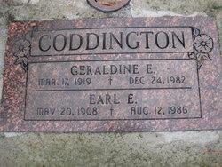 Earl E. Coddington
