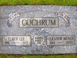 Eleanor G <i>Munch</i> Cochrum
