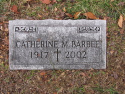 Catherine M. Barbee