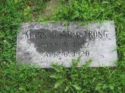 Mary Jane <i>Lyons</i> Armstrong