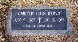 Carmen <i>Felix</i> Bravo