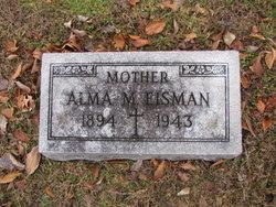 Alma M. Eisman