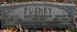 Mary <i>Putney</i> Bartholow