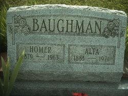 Alta <i>Ikehorn</i> Baughman