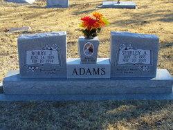 Shirley A Adams