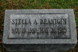 Stella Mae <i>Atwood</i> Branigin