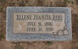 Ellene Juanita <i>Bordeaux</i> Reid
