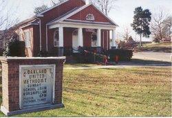Oakland United Methodist Church Cemetery