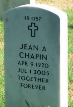Jean Alna <i>DeWitt</i> Chapin