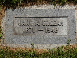 Jane Rawlins Jennie Sheean