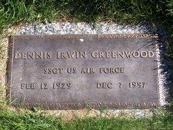 Sgt Dennis Irwin Greenwood