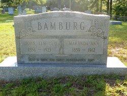 John Lemuel Bamburg