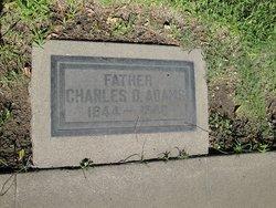 Charles D Adams