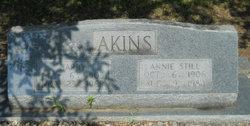 Annie <i>Still</i> Akins