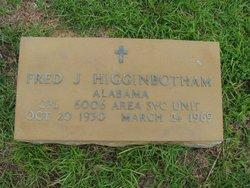 Fred Higginbotham, Jr