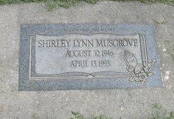 Shirley Lynn <i>Creech</i> Musgrove