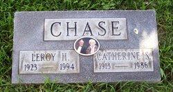 Catherine S Chase