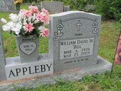 William David Bill Appleby, Sr