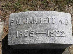 Dr Frank W Garrett
