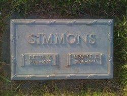 Elretta <i>Van Orman</i> Simmons