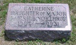 Catherine Nora L <i>Northrup</i> Cornelius