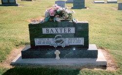 Viola Margaret <i>Schmidt</i> Baxter